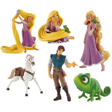 Disney Rapunzel Figures
