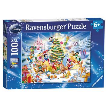 XXL 100 Piece Festive Jigsaw Puzzle