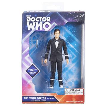 10th Doctor Figure in Tuxedo