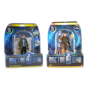 "Doctor Who 5"" Action Figures"
