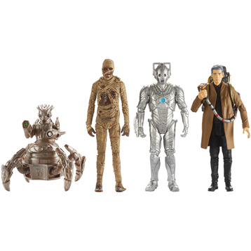 Doctor Who Action Figures (Wave 4)