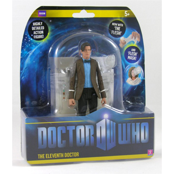 """Doctor Who 5"""" Action Figures"""