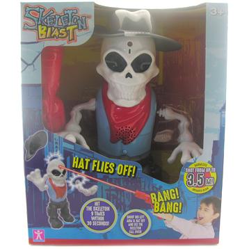 Dragon-I Toys Skeleton Blast Game