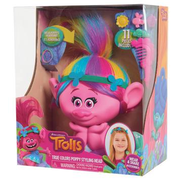 True Colors Poppy Styling Head