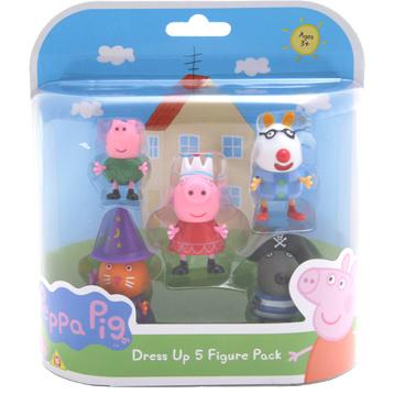 Dress Up 5 Figure Pack