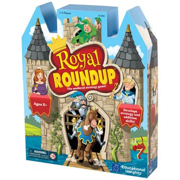 Royal Roundup Game