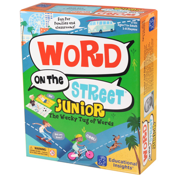 Word on The Street Junior Game