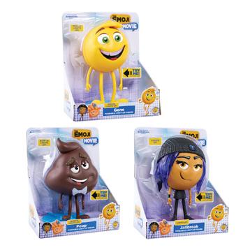 Emoji Poseable Light Up Figures