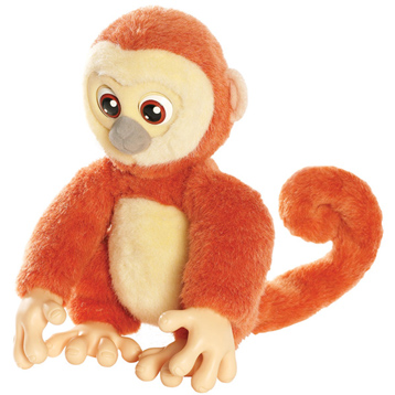 Emotion Pets Playful Monkeys