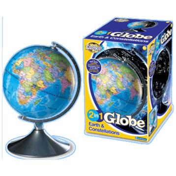Eureka 2 in 1 Earth & Constellation Globe