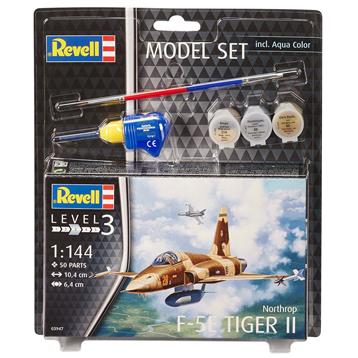 F-5E Tiger II Model Set