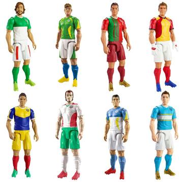 FC Elite Football Figures Assorted