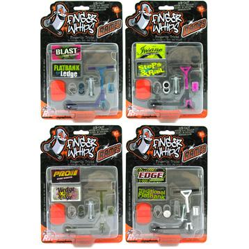 Finger Whips Ramp Pack