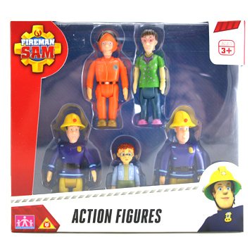 Action Figures Five Pack