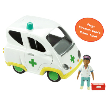 Vehicles | Fireman Sam Ambulance