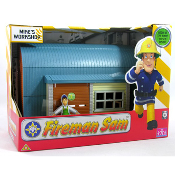 Fireman Sam Mike's Workshop