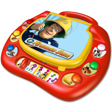 Fireman Sam My First Laptop