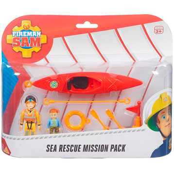 Sea Rescue Mission Pack