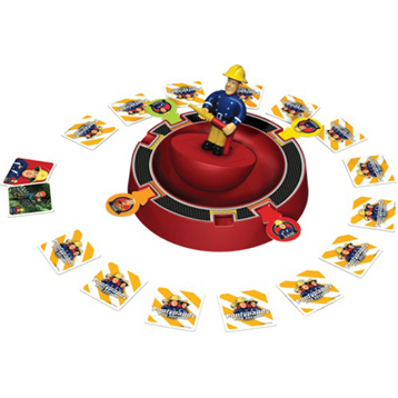 Fireman Sam Spin & Rescue Game