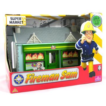 Fireman Sam Supermarket