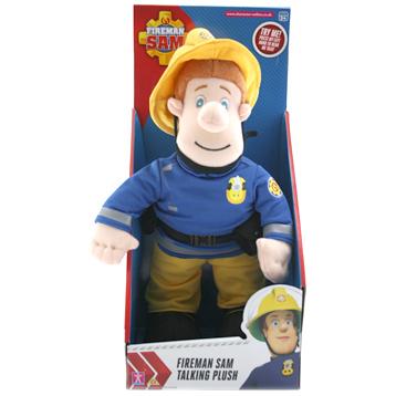 "12"" Talking Fireman Sam"