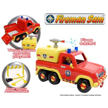 Fireman Sam Venus