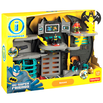 Imaginext Batman's Bat Cave