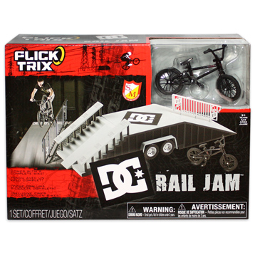 Flick Trix Stunt Set