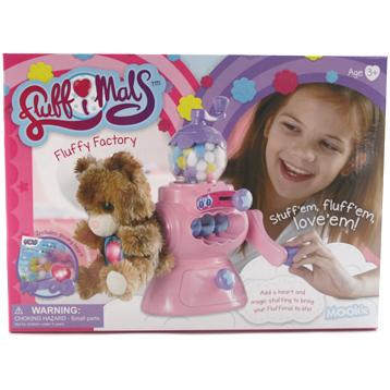 Fluffimals Fluffy Factory