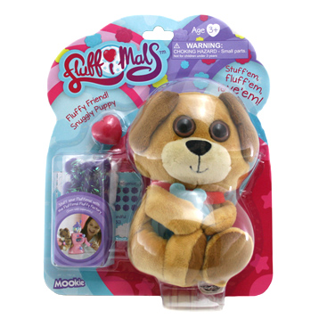 Fluffimals Puppy Refill Pack