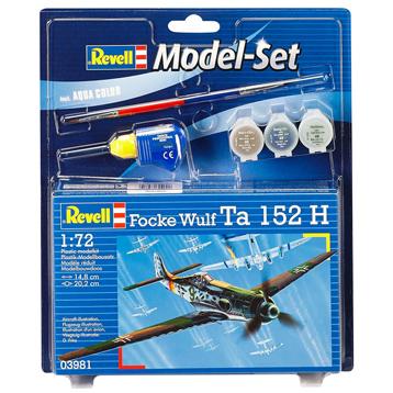 Focke Wulf Ta 152 H Model Set