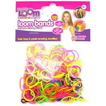 Friendship Loom Bands NEON