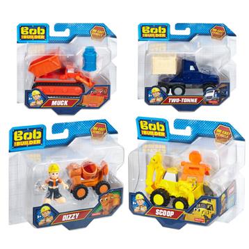 Die-Cast Vehicles - Fuel Up Friends