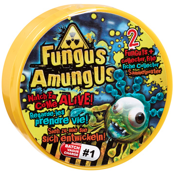 Fungus Amungus Funguy Petri-Dish (2 Funguys) (Batch #1)