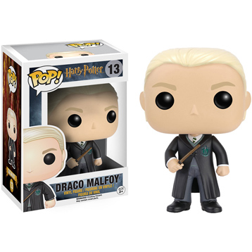 Harry Potter Draco Malfoy Vinyl Figure