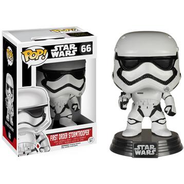 Star Wars First Order Stormtrooper Vinyl Bobble-head