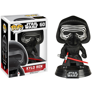 Star Wars The Force Awakens Kylo Ren Vinyl Bobblehead