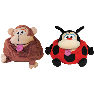 Snuggle Pets Giant Tummy Stuffers