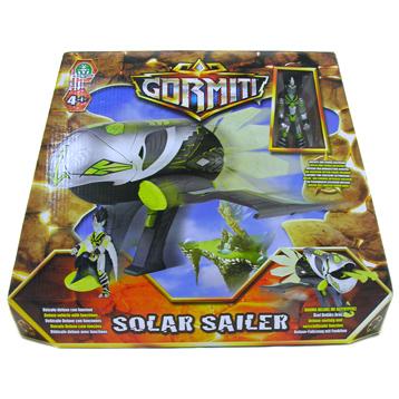 Gormiti Solar Sailer