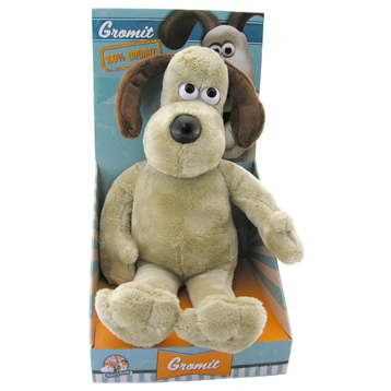 Gromit in Display Box