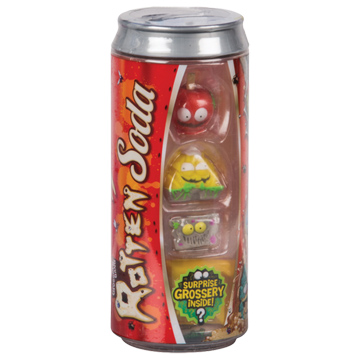 Grossery Gang Soda Can (Series 2)