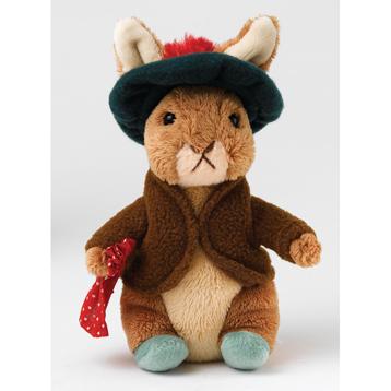 Beatrix Potter Benjamin Bunny Small Plush