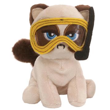 Box O Grump Grumpy Cat Goes Fishing Plush