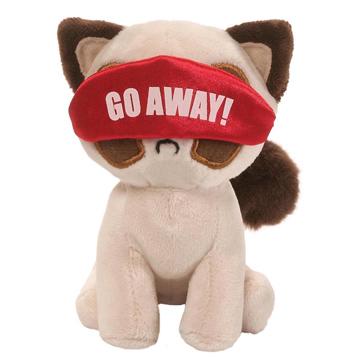 Box O Grump Night Night Grumpy Cat Plush