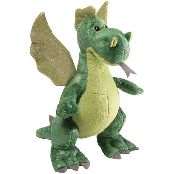 Ember the Green Dragon Plush Toy