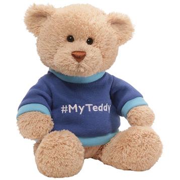 #MyTeddy Teddy Bear in Blue