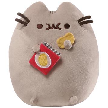 Pusheen with Potato Crisps Soft Toy