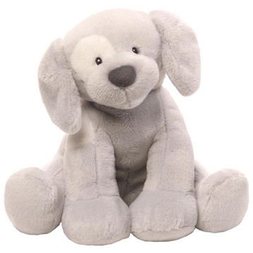 Spunky Dog Keywind Soft Toy