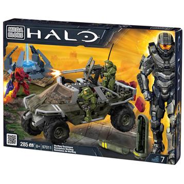 HALO Warthog Resistance
