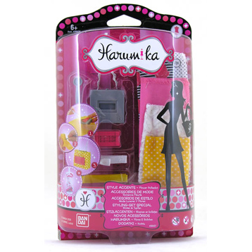 Harumika Style Accents Accessory Pack